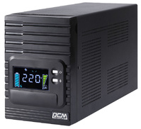 SPT-3000-II LCD UPS Powercom Smart King Pro+ SPT-3000 LCD 2400W 3000Va black