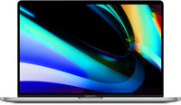 MVVJ2RU/A Apple 16-inch MacBook Pro with Touch Bar: 2.6GHz 6-core Intel Core i7 (TB up to 4.5GHz)/16