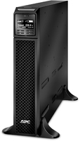 Smart-UPS SRT 3000VA, 2.7 KВатт / 3.0 kВА, On-Line, Extended-run, Black, Rack/Tower convertible with
